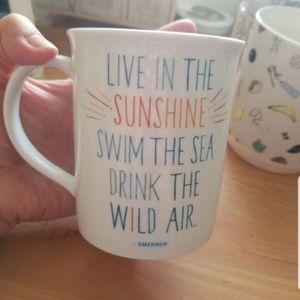 Fringe Coffee Mug Cup